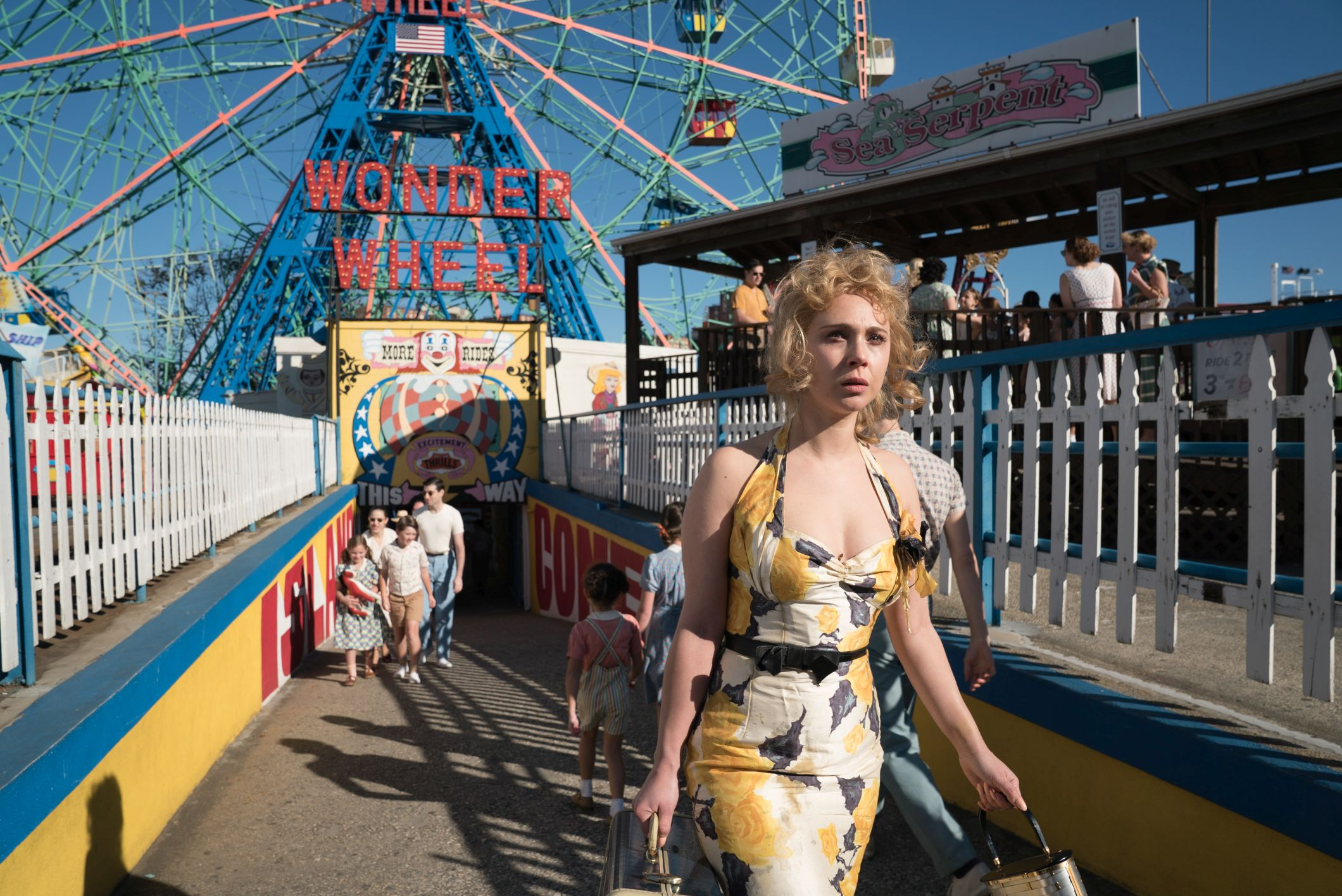Wonder wheel kritika