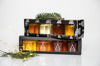 Délity mézválogatás karácsonyra