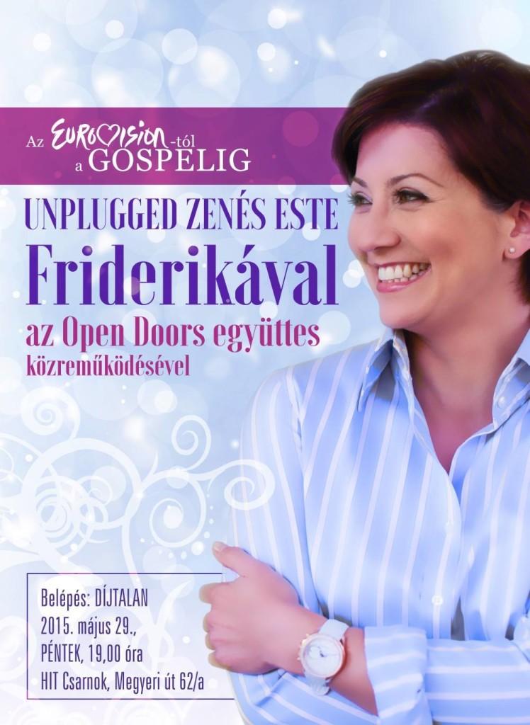 Friderika_koncert_pécs