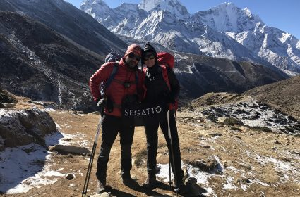 """Komfort zóna """"fölött"""" - a Himaláján!"""