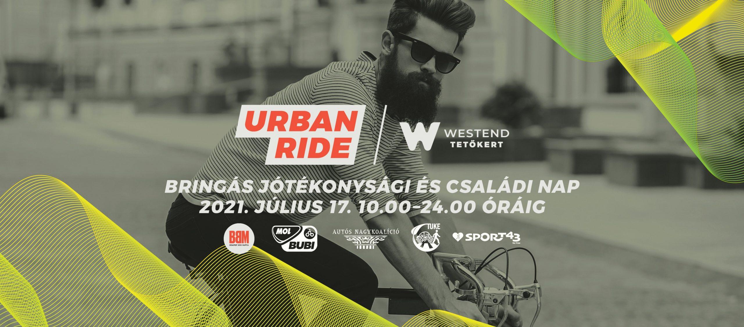 Westend & Budapest Bike Maffia: Urban Ride