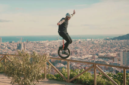 Fábián Márk - Viva el trial 2 videó