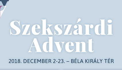 Szekszárdi Advent 2018